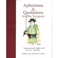 Aphorisms & Quotations for the Surgeon