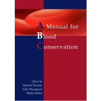 A manual for blood conservation